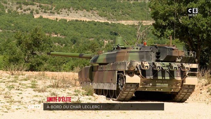 Unité d'Elite : Char Leclerc : à bord de la star française !