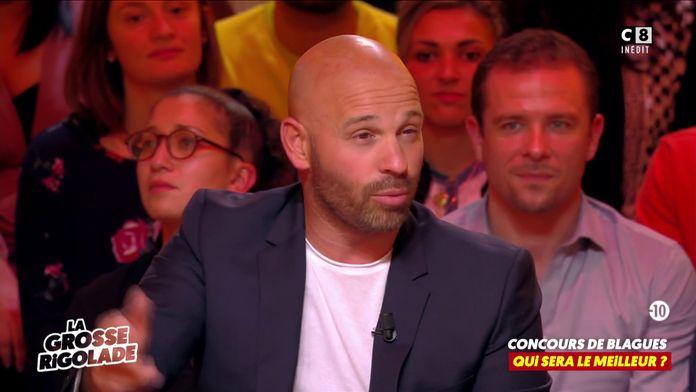 Qui battra Franck Gastambide avec la meilleure blague ?
