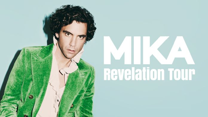 Mika : À l'AccordHotels Arena