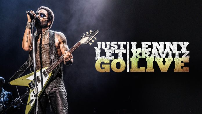 Lenny Kravitz : Just Let Go