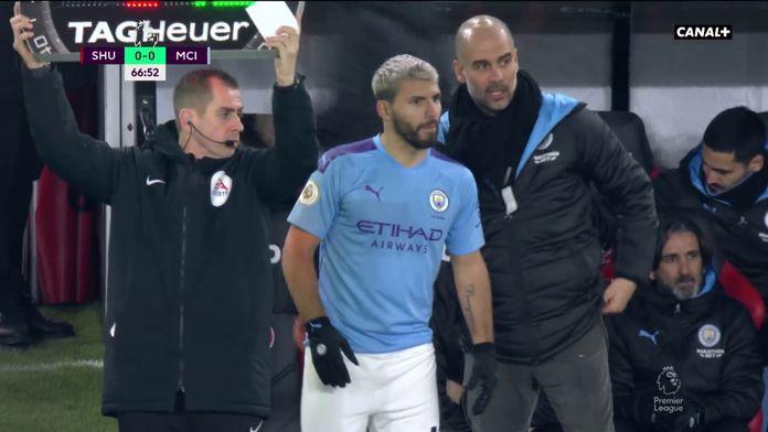 Le résumé de Sheffield - Manchester City