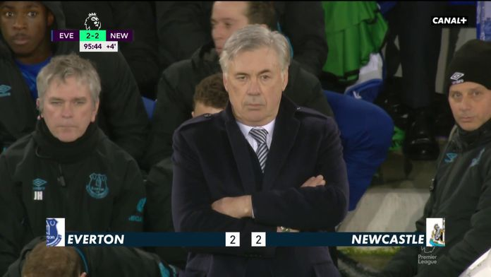Le résumé d'Everton - Newcastle