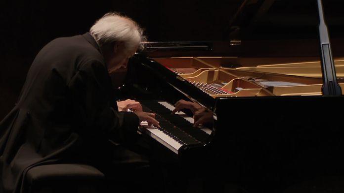 Grigory Sokolov joue Beethoven, Komitas, Prokofiev