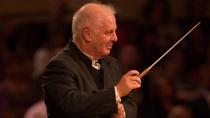 Elgar et Tchaïkovski dirigés par Daniel Barenboïm