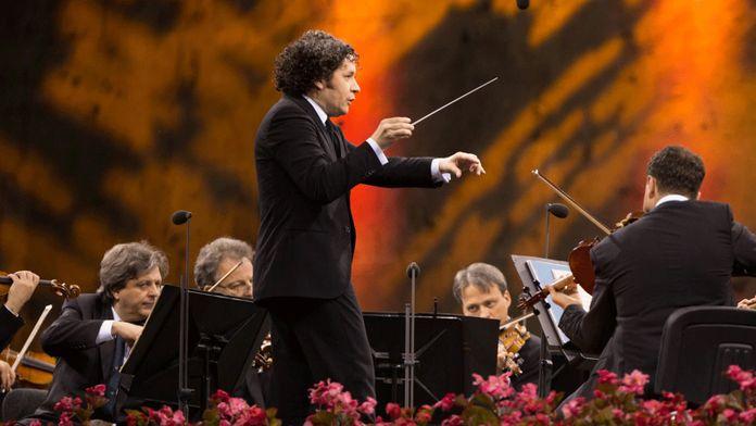 Brahms et Tchaïkovsky dirigés par Gustavo Dudamel