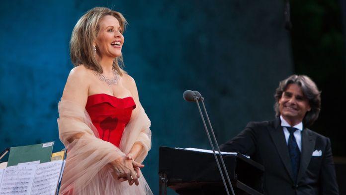 Nuit d'Amour : Ion Marin dirige Strauss avec Renée Fleming