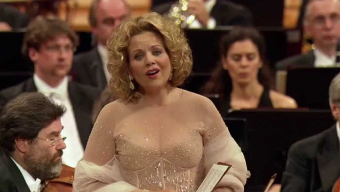 Berg, Mahler et Schubert interprétés par Claudio Abbado et Renée Fleming