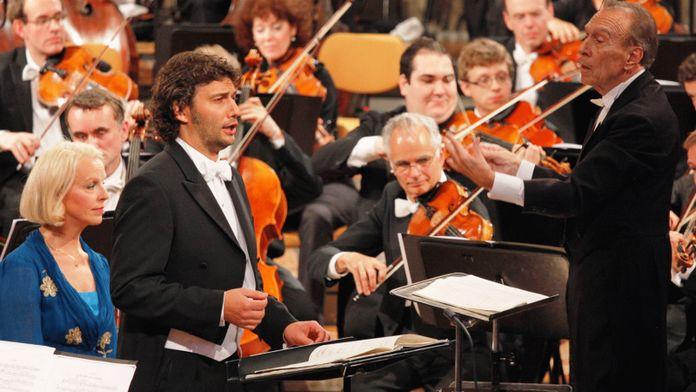 Mahler - Symphonie n°10, dirigée par Claudio Abbado, avec Anne Sofie von Otter