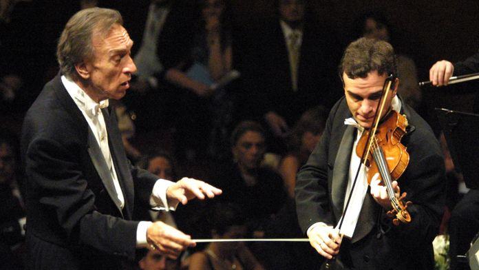 Brahms et Dvořák dirigés par Claudio Abbado