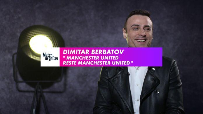 Interview de Dimitar Berbatov