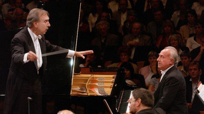 Beethoven - Concerto pour piano n°4, interprété par Claudio Abbado et Maurizio Pollini