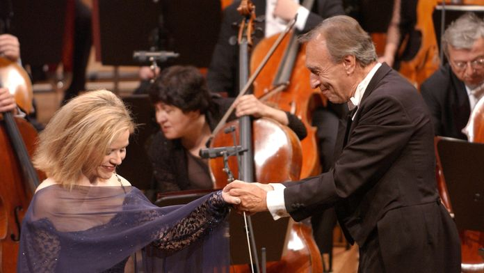 Strauss et Wagner dirigés par Claudio Abbado