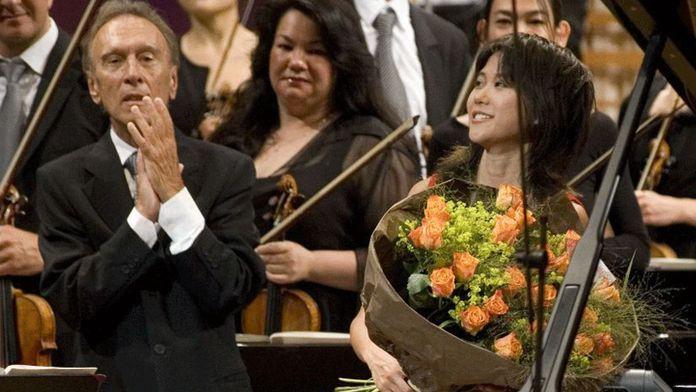 Prokofiev et Mahler dirigés par Claudio Abbadon, avec Yuja Wang