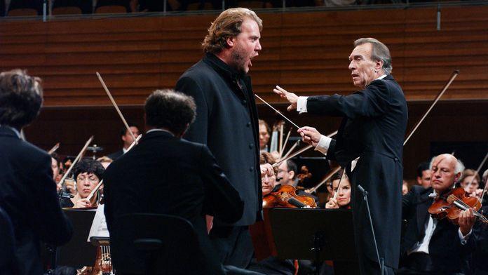 Debussy dirigé par Claudio Abbado