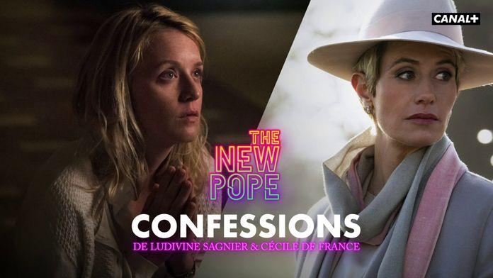 """L'interview """"confessions"""" de Cécile de France et Ludivine Sagnier"""