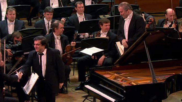 Prokofiev - Concerto pour piano n°5, joué par Serguei Babayan