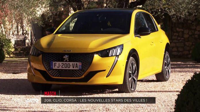 Super-test : Clio, 208, Corsa