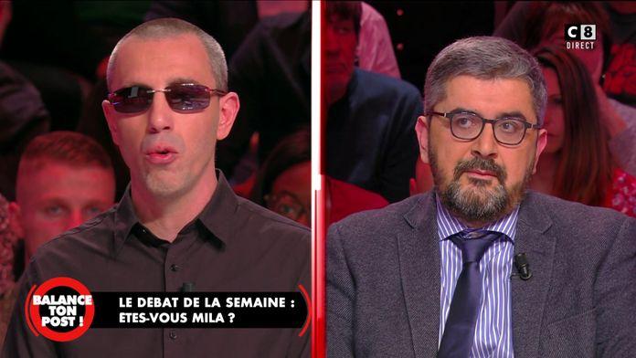 Christophe Frot, journaliste explique pourquoi il n'est pas Mila