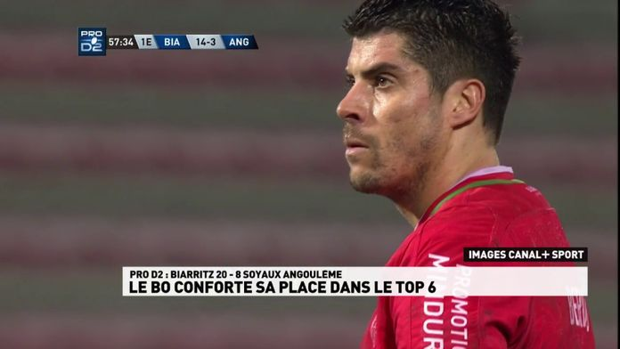 Le BO conforte sa place dans le top 6