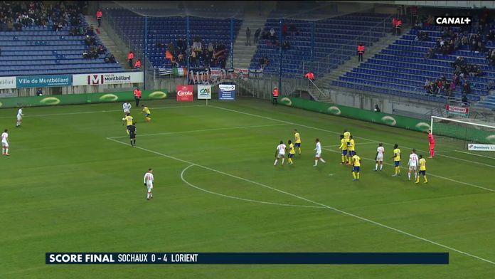 Le résumé de Sochaux / Lorient