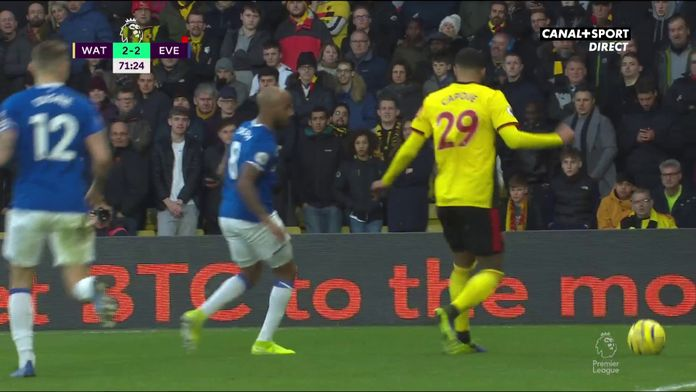 Le résumé de Watford / Everton