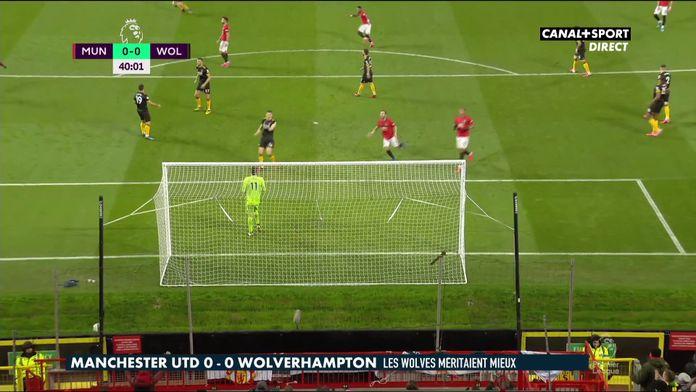 Le résumé de Manchester United / Wolverhampton