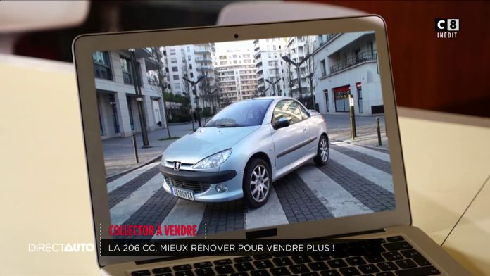 Collector à vendre : Episode 6 (Peugeot 206 CC)