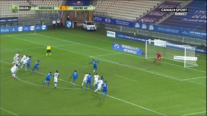Jessy Benet remet Grenoble à égalité !