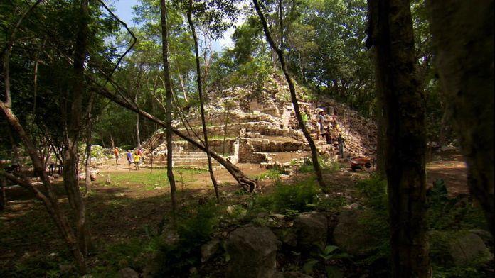 Mayas : une civilisation oubliée