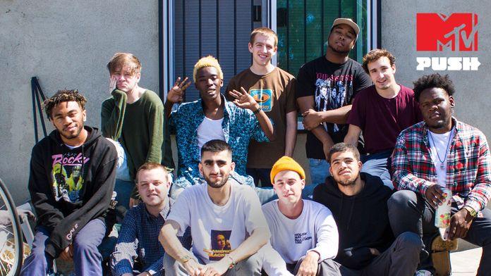 MTV PUSH Janvier 2020 - Brockhampton - S2020 - Ép 1