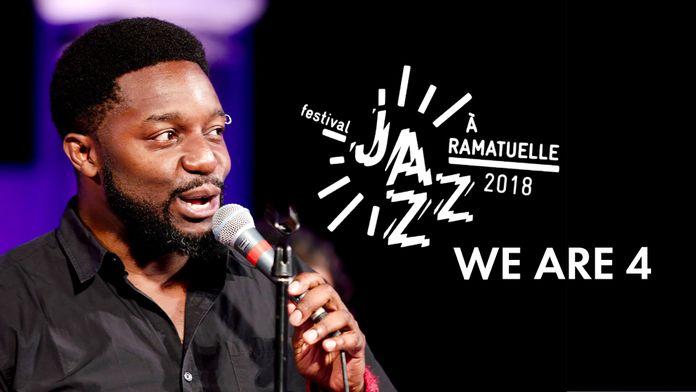 Ramatuelle Jazz festival 2018 : We Are 4