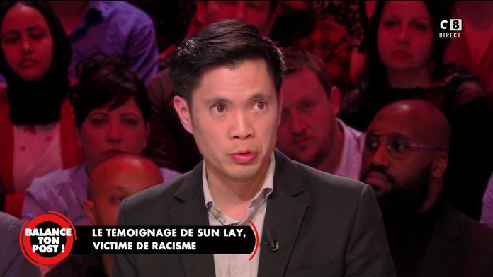 """Sun Lay Tan Français d'origine asiatique : """"Un asiatique se fait agresser tous les deux jours !"""""""