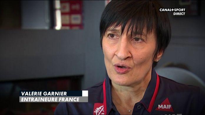 Valérie Garnier, profession : sélectionneuse : Équipe de France féminine