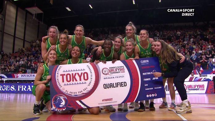 Retour sur la qualification de l'Australie : Basket-ball