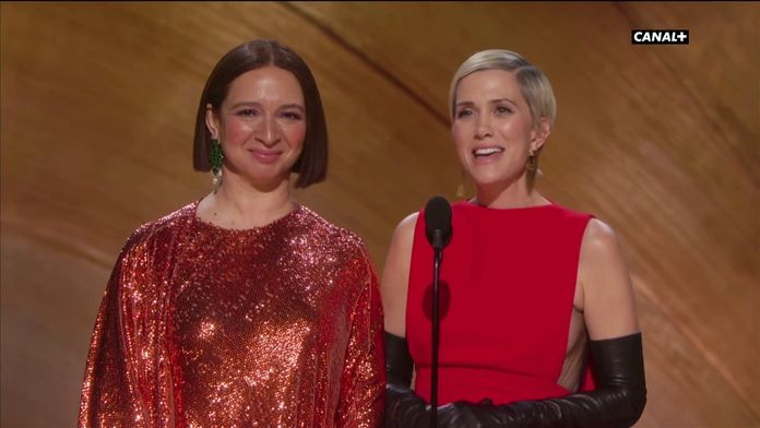 Leçon de comédie par Maya Rudolph et Kristen Wiig - Oscars 2020