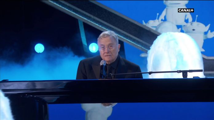 Randy Newman interpréte I Can't Let You Throw Yourself Away (Toy Story 4) - Oscars 2020