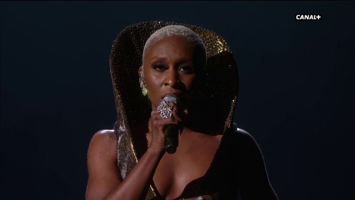 "Cynthia Erivo interpréte ""Stand Up"" (Harriet) - Oscars 2020"
