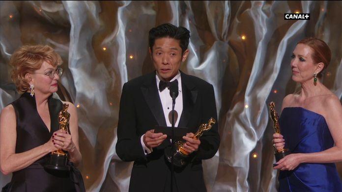 Scandale reçoit l'Oscar des Meilleurs Maquillages & Coiffures - Oscars 2020