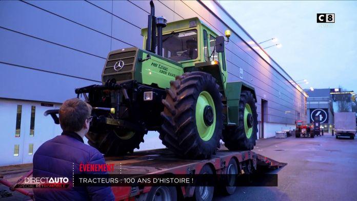 Evénement : Tracteur, 100 ans d'engins agricoles !