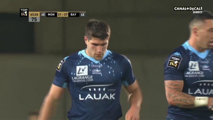 Top14 - La remontée de Bayonne !! : Canal Rugby Club