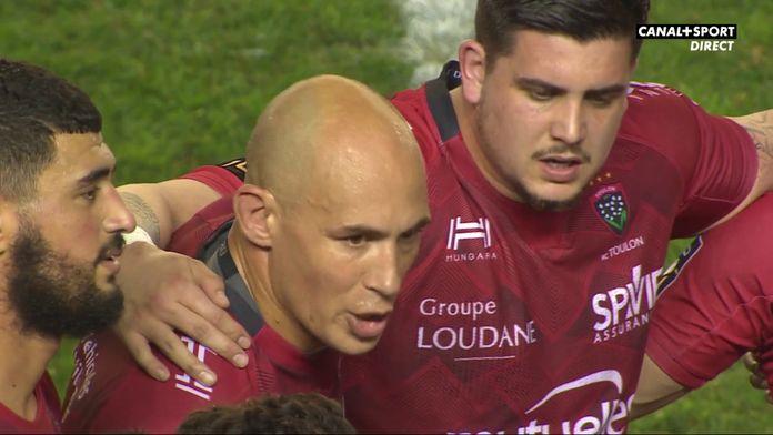 Le résumé de Toulon / Brive : Top 14 - 15ème journée