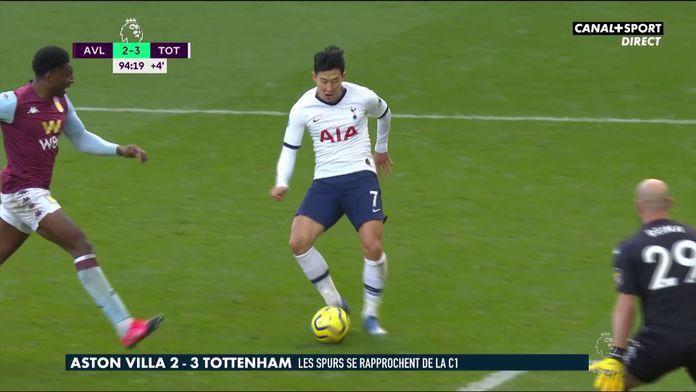 Le résumé d'Aston Villa / Tottenham : Premier League