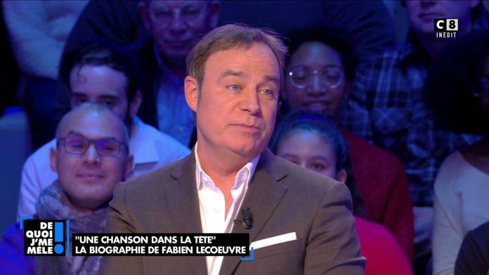 """Fabien Lecoeuvre revient sur son passé d'acteur pornographique : """"J'ai fait ça pour gagner ma vie"""""""