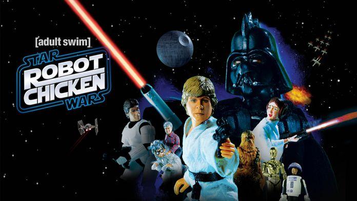 Robot Chicken - Star Wars