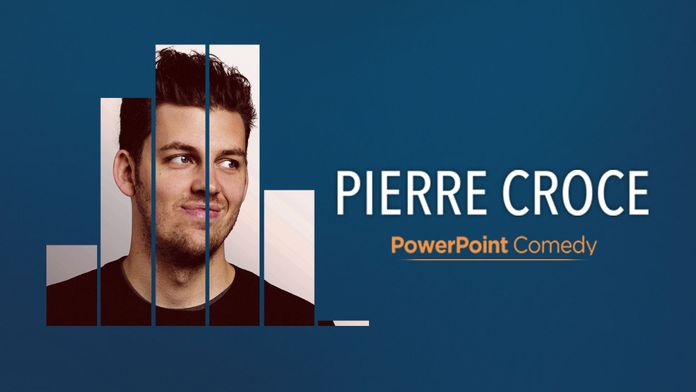 Pierre Croce : Powerpoint Comedy
