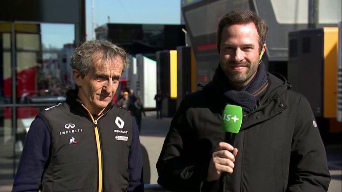 Essais hivernaux : les impressions d'Alain Prost : Le meilleur de la Formule 1, seulement sur Canal+