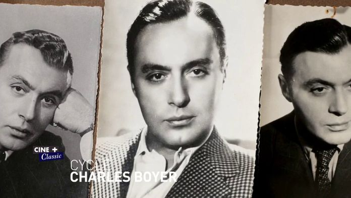 Cycle Charles Boyer