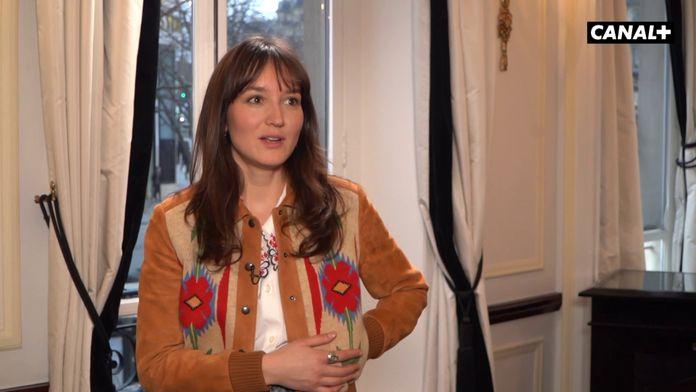 Anaïs Demoustier - Déjeuner des nommés - César 2020