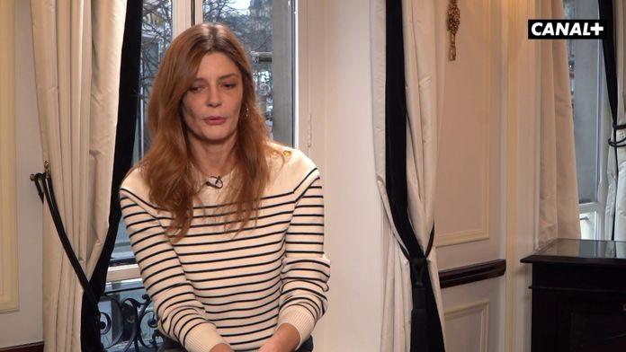 Chiara Mastroianni - Déjeuner des nommés - César 2020