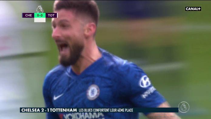 Le résumé de Chelsea / Tottenham : Premier League, 27ème journée